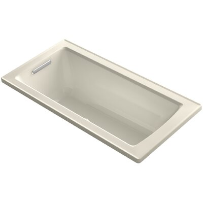 Archer 60 x 30 Soaking Bathtub Finish: Almond