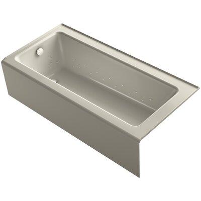 Bellwether 66 x 32 Air Bathtub Finish: Sandbar