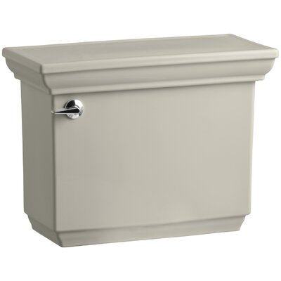 Memoirs Stately 1.28 GPF Tank with Insuliner Tank Liner Finish: Sandbar