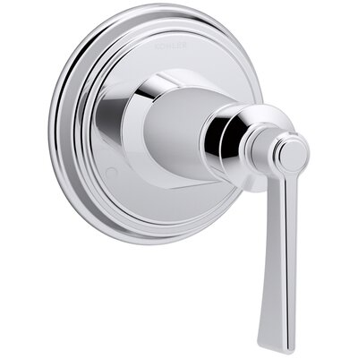 Archer Transfer Valve Trim Finish: Polished Chrome