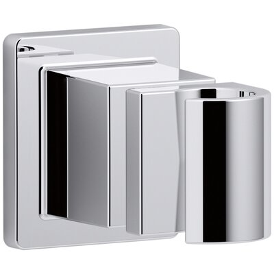 Awaken Adjustable Wall Bracket Finish: Polished Chrome