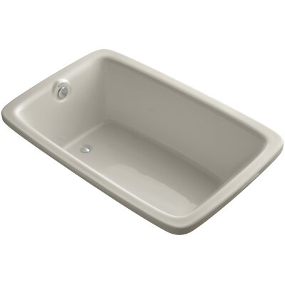 Bancroft 66 x 42 Soaking Bathtub Finish: Sandbar