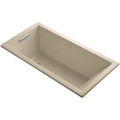 Underscore Vibracoustic 60 x 30 Soaking Bathtub Finish: Mexican Sand