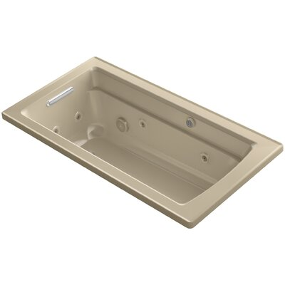Archer 60 x 32 Air / Whirlpool Bathtub Finish: Mexican Sand
