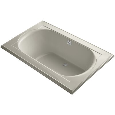 Memoirs 66 x 42 Soaking Bathtub Finish: Sandbar