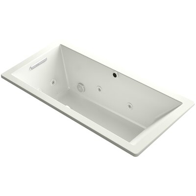 Underscore 66 x 32 Air / Whirlpool Bathtub Finish: Dune