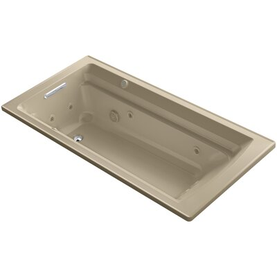 Archer 72 x 36 Air / Whirlpool Bathtub Finish: Mexican Sand