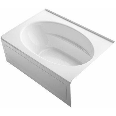 Windward 60 x 42 Air Bathtub Finish: White