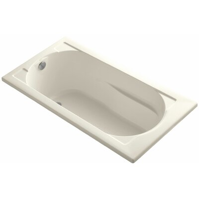 Devonshire 60 x 32 Soaking Bathtub Finish: Almond