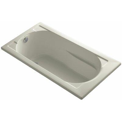 Devonshire 60 x 32 Soaking Bathtub Finish: Sandbar