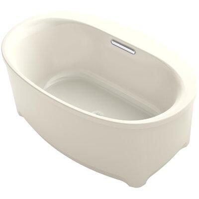 Underscore 30 x 60 Soaking Bathtub Finish: Almond