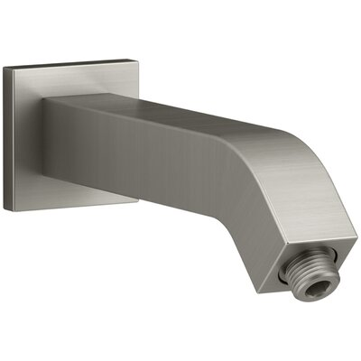 Loure Showerarm and Flange Finish: Vibrant Brushed Nickel