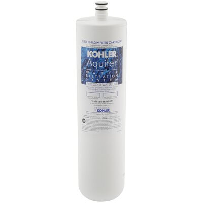 Aquifer High-Flow Refill Filter Cartridge