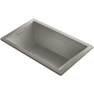 Underscore Vibracoustic 60 x 36 Soaking Bathtub Finish: Cashmere