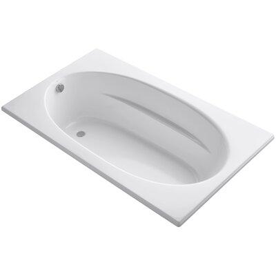 Windward 72 x 42 Soaking Bathtub Finish: White