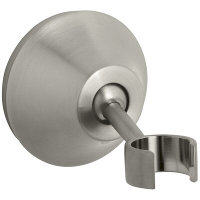 Fort� Adjustable Wall-Mount Bracket Finish: Vibrant Brushed Nickel
