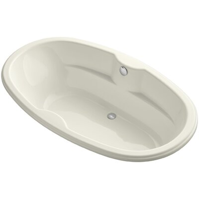 Proflex 72 x 43 Soaking Bathtub Finish: Biscuit