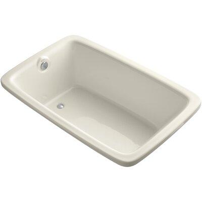 Bancroft 66 x 42 Soaking Bathtub Finish: Almond