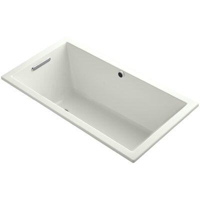 Underscore 60 x 32 Soaking Bathtub Finish: Dune