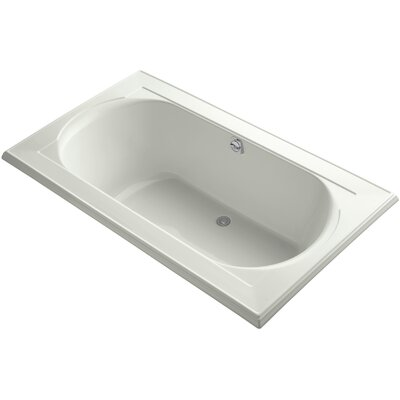 Memoirs Vibracoustic 72 x 42 Soaking Bathtub Finish: Dune