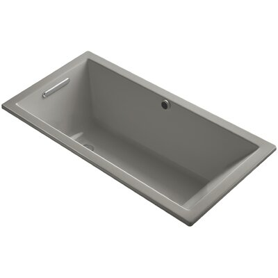 Underscore 60 x 30 Soaking Bathtub Finish: Cashmere