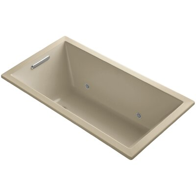 Underscore 60 x 32 Soaking Bathtub Finish: Mexican Sand