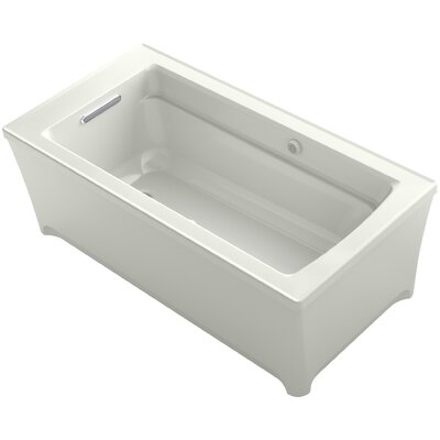 Archer 62 x 32 Air Bathtub Finish: Dune