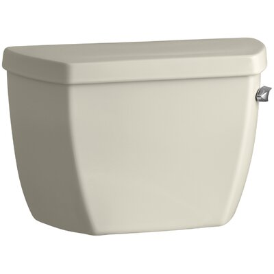 Highline Classic 1.0 GPF Toilet Tank with Right-Hand Trip Lever Finish: Almond