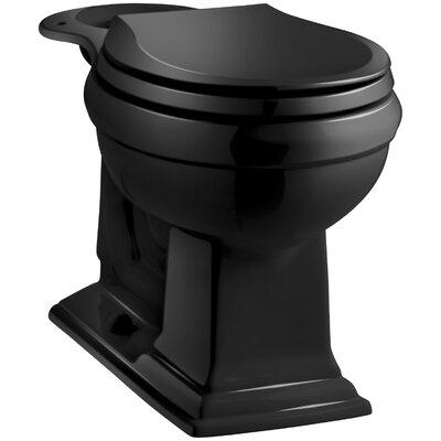 Memoirs Comfort Height Round-Front Bowl Finish: Black Black