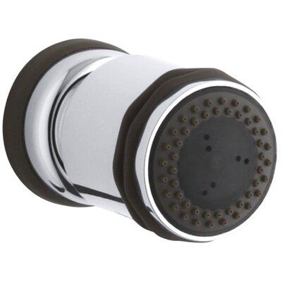 Mastershower Round Adjustable Body Spray Finish: Polished Chrome K-8510-CP