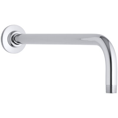 Right Angle Showerarm Finish: Polished Chrome