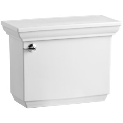 Memoirs Stately 1.28 GPF Tank with Insuliner Tank Liner Finish: White