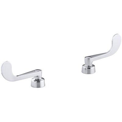 Triton Wristblade Lever Handles for Centerset Base Faucet
