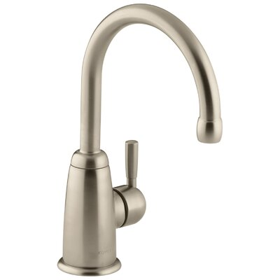 Wellspring Beverage Faucet with Contemporary Design Complete with Aquifer Water Filtration System Finish: Vibrant Brushed Bronze