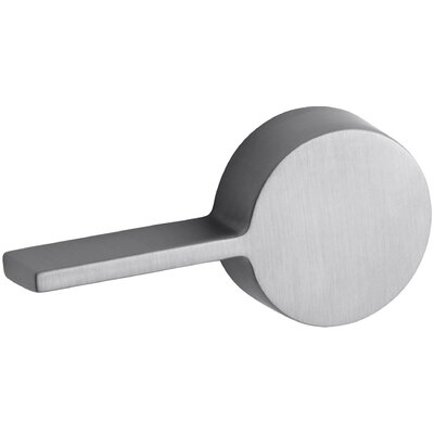 Kelston Left-Hand Trip Lever Finish: Brushed Chrome