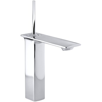 Stance Tall Single-Hole Bathroom Sink Faucet Finish: Polished Chrome