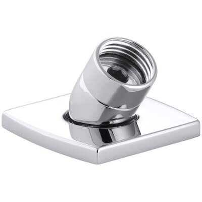 Loure Deck-Mount Handshower Holder Finish: Polished Chrome