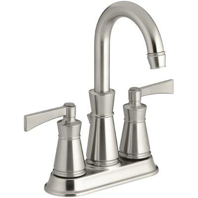 Archer Centerset Bathroom Sink Faucet Finish: Vibrant Brushed Nickel