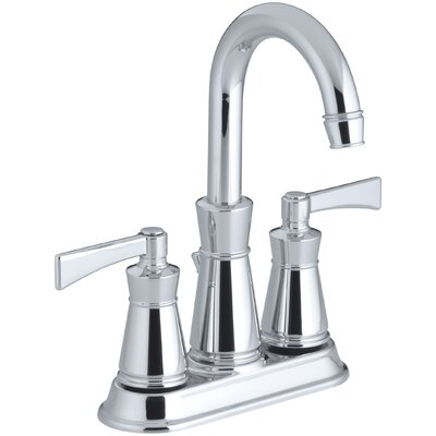 Archer Centerset Bathroom Sink Faucet Finish: Polished Chrome