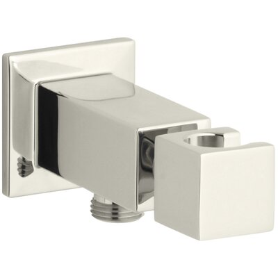 Loure Wall-Mount Handshower Holder Finish: Vibrant Polished Nickel