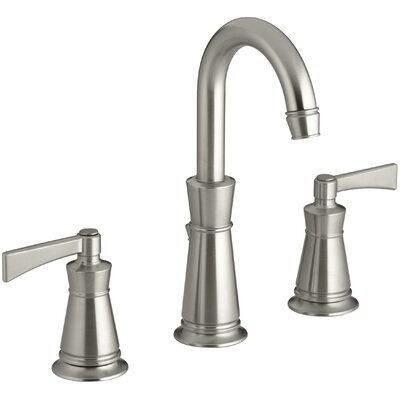 Kohler Archer Bathroom Faucet Finish: Vibrant Brushed Nickel