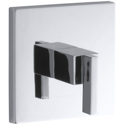 Loure Thermostatic Valve Trim Finish: Polished Chrome