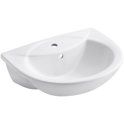 Odeon Self Rimming Bathroom Sink