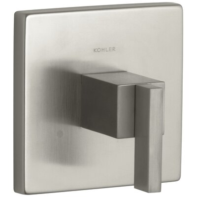 Loure Transfer Valve Trim Finish: Vibrant Brushed Nickel K-T14673-4-BN