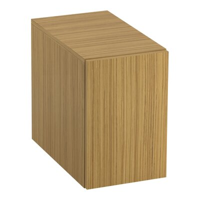 Jute� 2-Drawer Bridge Finish: Corduroy Teak