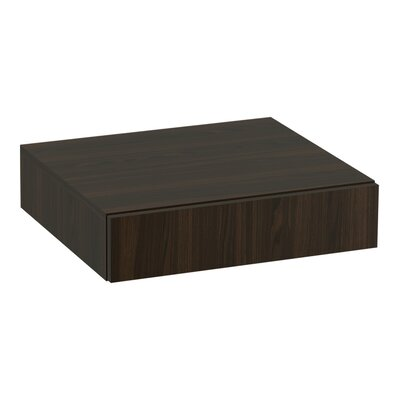 Jute� Lap Drawer Finish: Jersey Oak