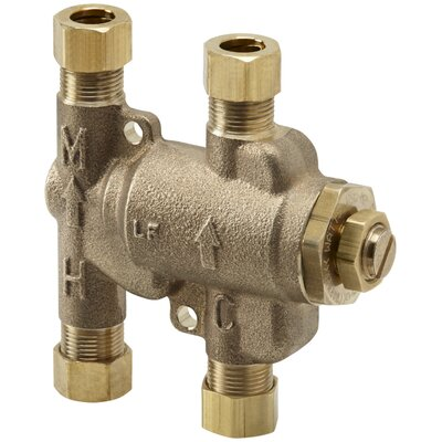 Under-Counter Thermostatic Mixing Valve