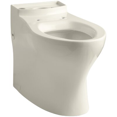 Persuade Curve Comfort Height� Elongated Toilet Bowl Finish: Almond