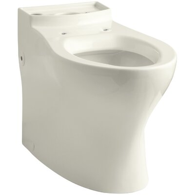Persuade Curve Comfort Height� Elongated Toilet Bowl Finish: Biscuit