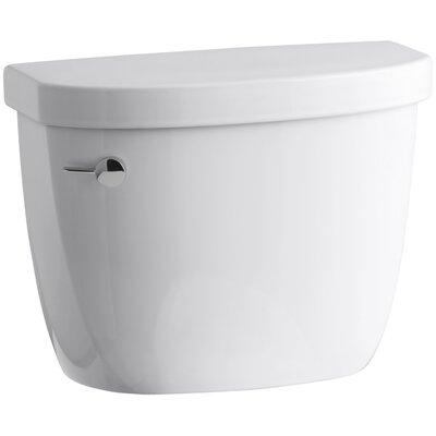 Cimarron 1.6 GPF Toilet Tank with Aquapiston Flush Technology Finish: White